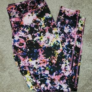 Mossimo Supply Co. Patterned Athletic Leggings